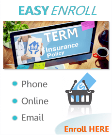 Enroll in life insurance fast, easy, free