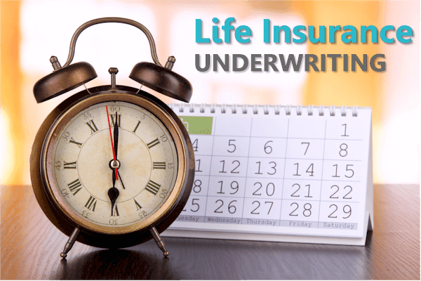 How Long Does Underwriting Take >> How Long Does Life Insurance Underwriting Take