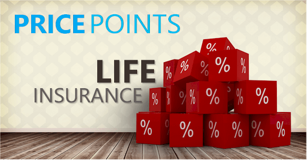 life insurance price points