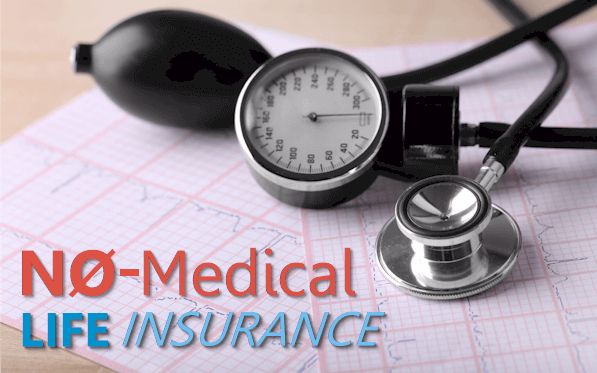 no medical exam life insurance online